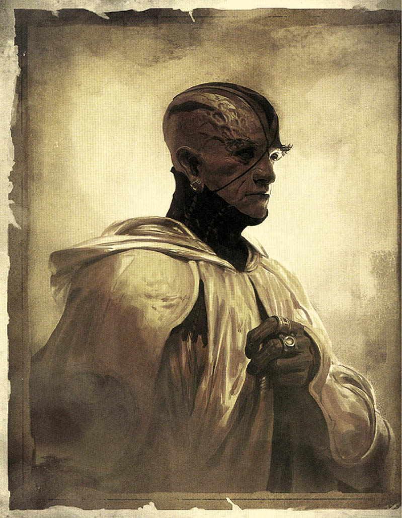 артбук по игре Diablo III