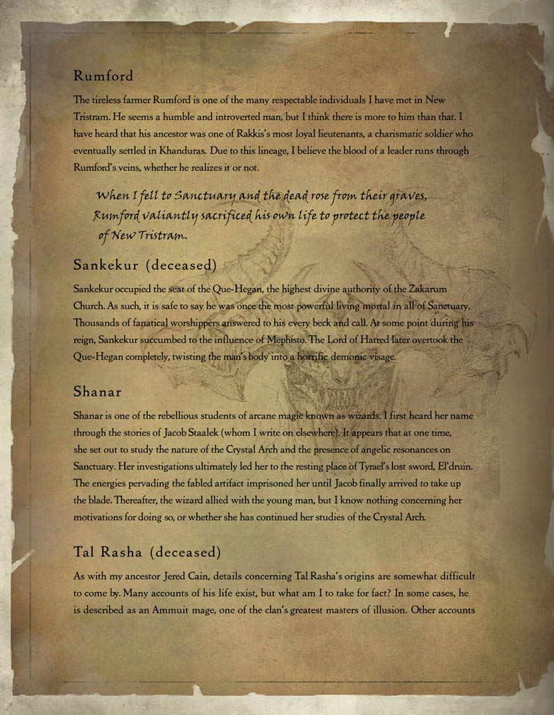 Diablo III: Book of Tyrael Pdf
