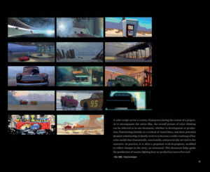 The Art of Cars 3