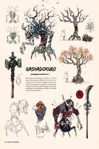 game artbook