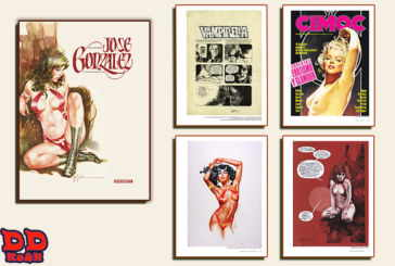 Erotic Artbook Art Of Jose Gonzalez [True PDF], download
