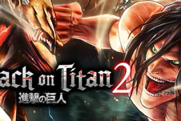 Attack on Titan 2 — A.O.T.2 — 進撃の巨人2[ Best Anime PC Game   ]