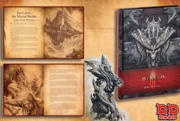 Mystical Artbook Diablo III: Book of Cain  [True PDF] free