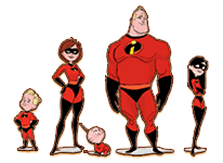 The Art of Incredibles 2 book