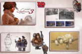 Arbook The Art of Syberia 3 [ True PDF]