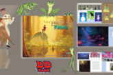 Lush Artbook The Art of The Princess and the Frog [PDF] free