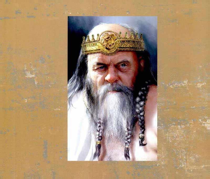 The Art of Beowulf artbook