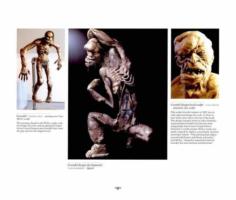 Beowulf artbook