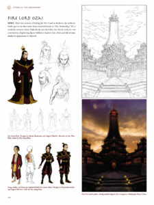 Artbook Avatar: The Last Airbender