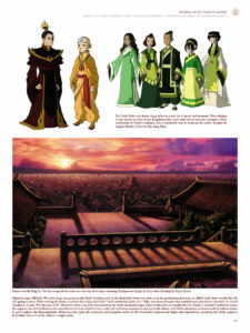 Avatar: The Last Airbender - The Art of the Animated Series book