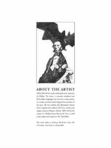 artbook The Art Of Helboy