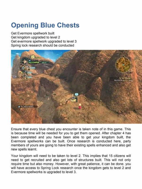 Download Ni No Kuni II: Revenant Kingdom Game Guide
