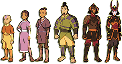 download Avatar: The Last Airbender - The Art of the Animated Series