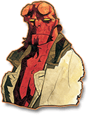 download The Art of Hellboy
