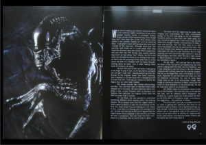 Aliens vs. Predator: Requiem - Inside the Monster Shop book