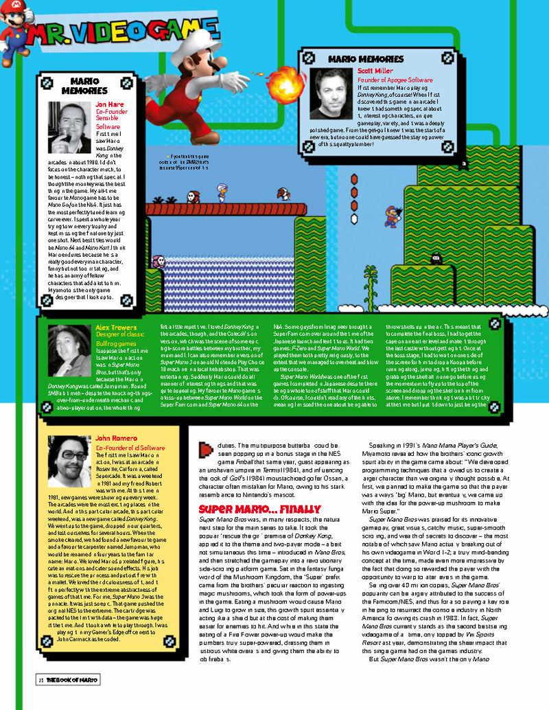 The Book of Mario