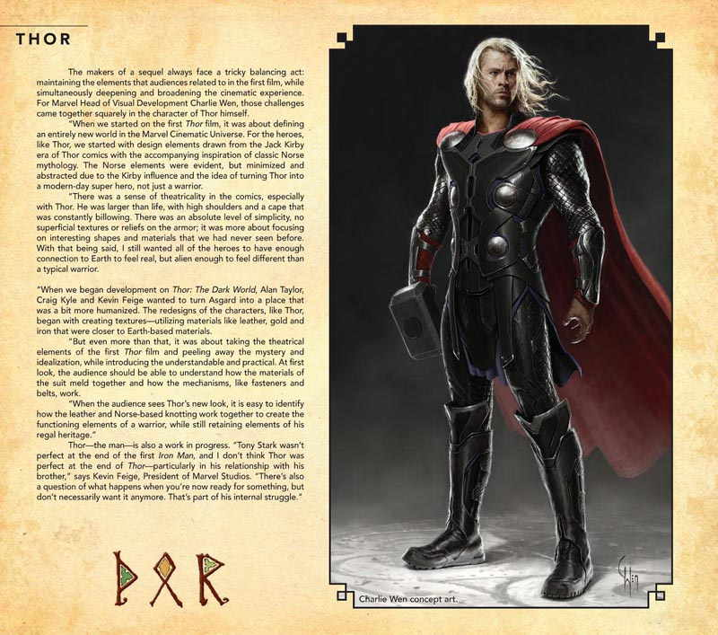 Thor: The Dark World - The Art of the Movie