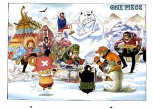 Download One Piece - Color Walk 4 - Eagle