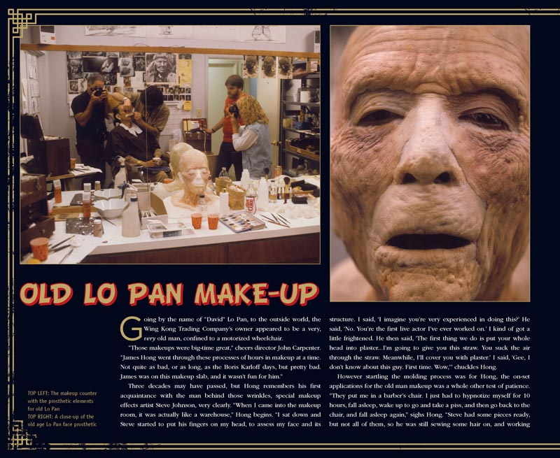 Official Making of Big Trouble in Little China