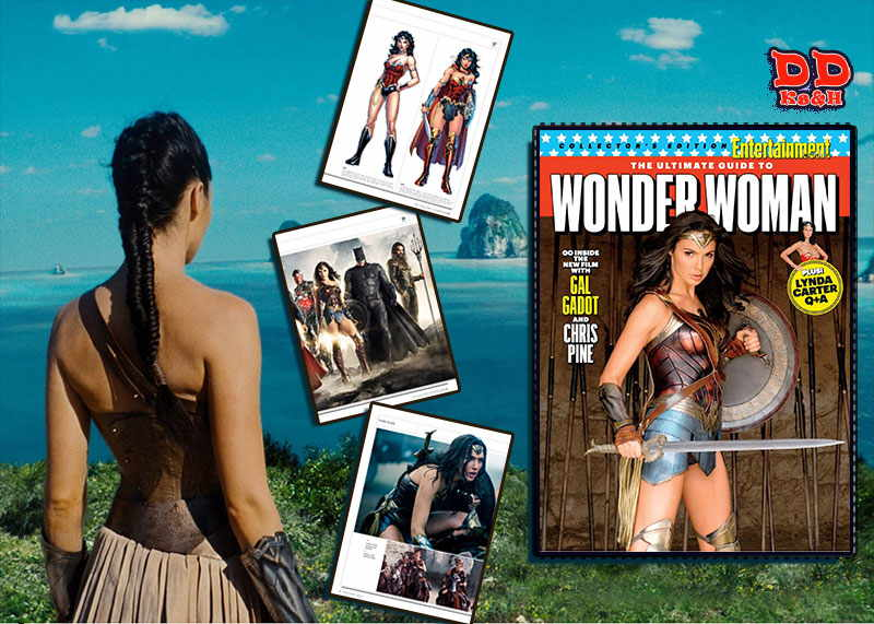 The Ultimate Guide to Wonder Woman