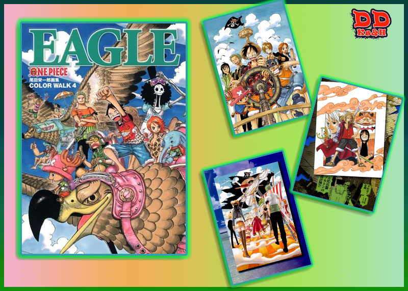 One Piece - Color Walk 4