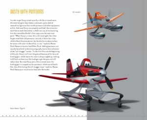 Art of Planes book
