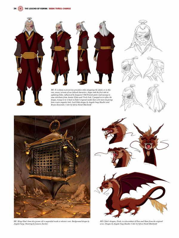 Legend of Korra: Book 3