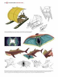 Artbook The Legend of Korra: Book 3