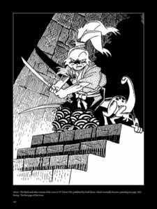 artbook The Art of Usagi Yojimbo