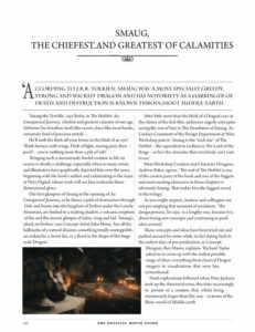 Hobbit: The Desolation of Smaug PDF