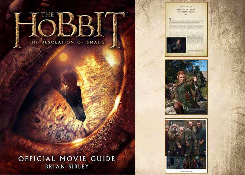 Hobbit: The Desolation of Smaugbook