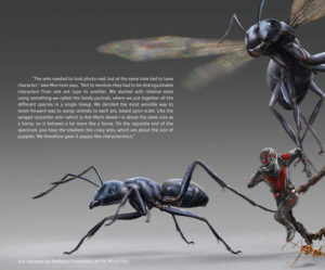 Marvel's Ant-Man: The Art of the Movie