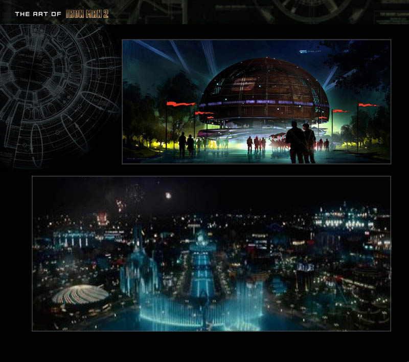 The Art of Iron Man 2 pdf