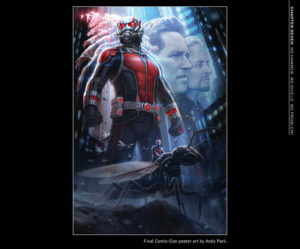 artbook Ant-Man