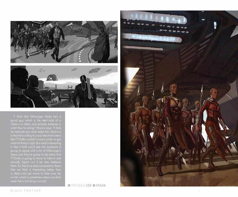 Black Panther: The Art