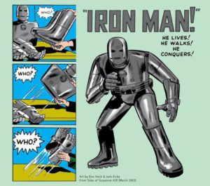 The Art of Iron Man