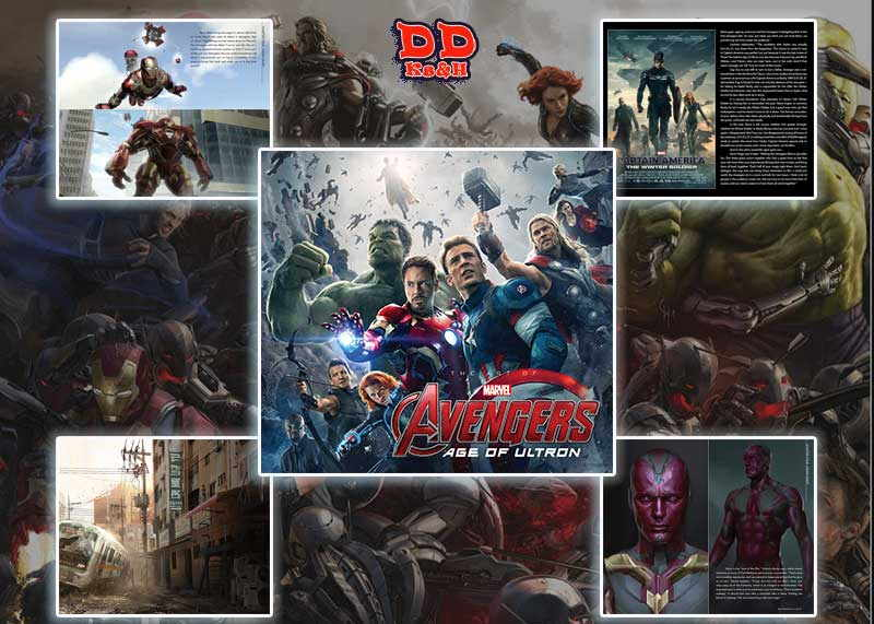 Age of Ultron: The Art of the Movie
