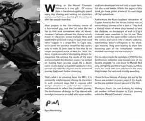 Winter Soldier: The Art