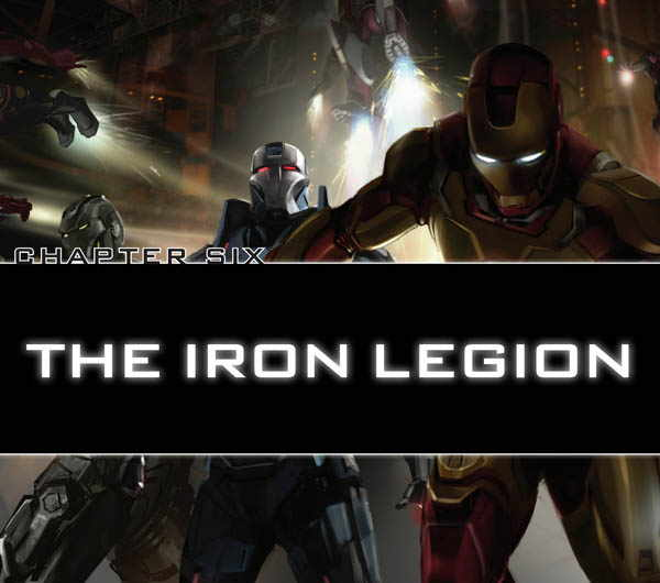 The Art of Iron Man 3 PDF