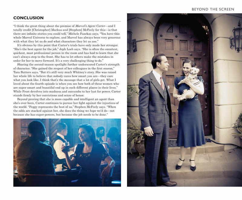 Marvel's Agent Carter pdf