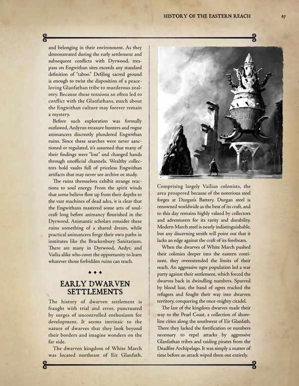 Pillars of Eternity Guidebook PDF