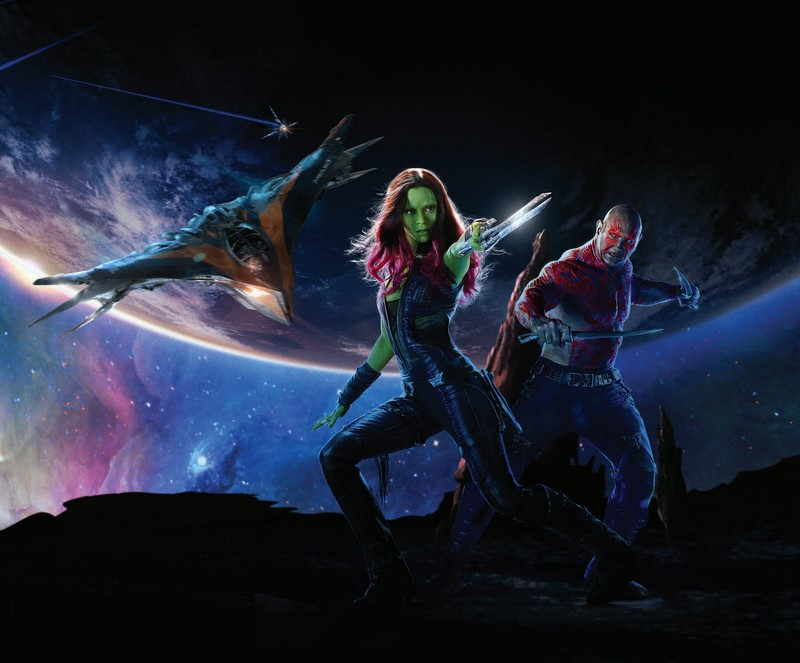 Marvel's Guardians Of The Galaxy The Art Of The Movie