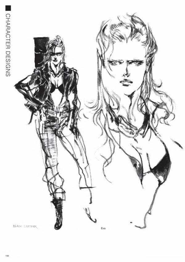 artbook Metal Gear Solid I-IV