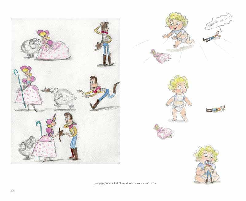 Art of Toy Story 4pdf