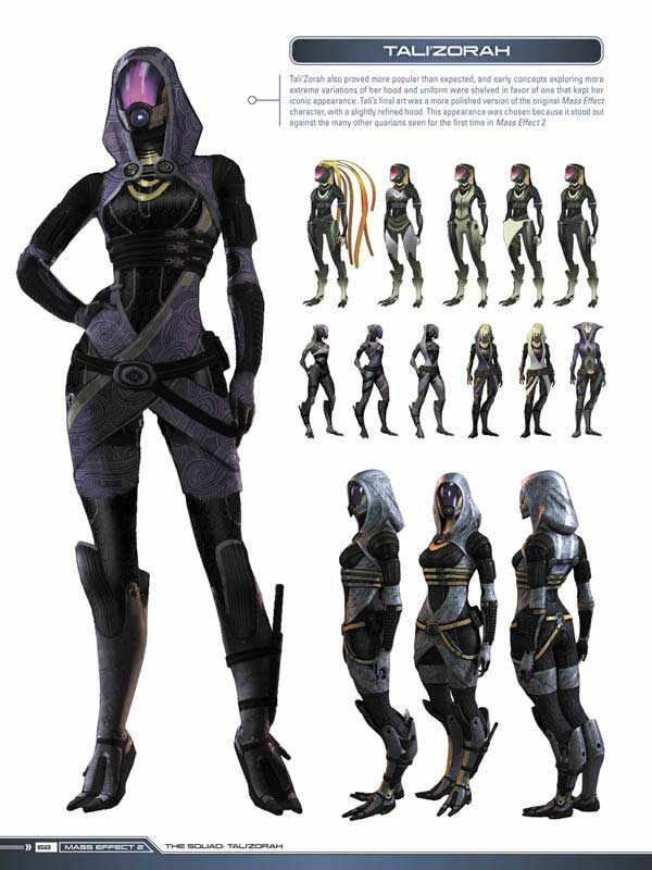 Mass Effect Universe concept art