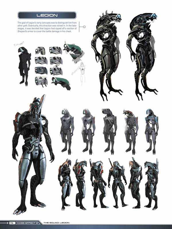 Mass Effect Universe artbook