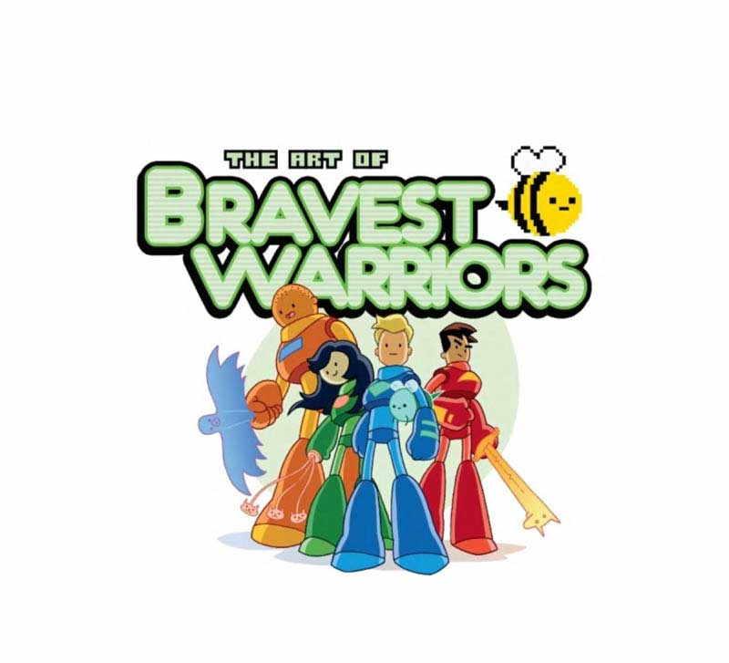Art Bravest Warriors