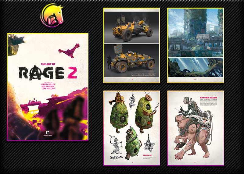 Art of RAGE 2