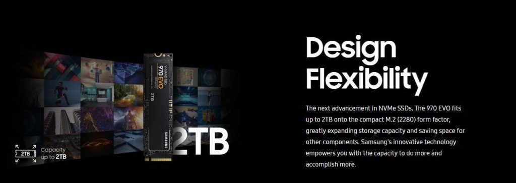 Samsung 970 EVO SSD 1TB