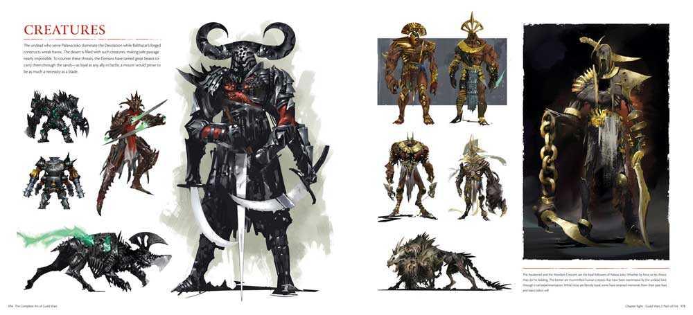artbook Guild Wars
